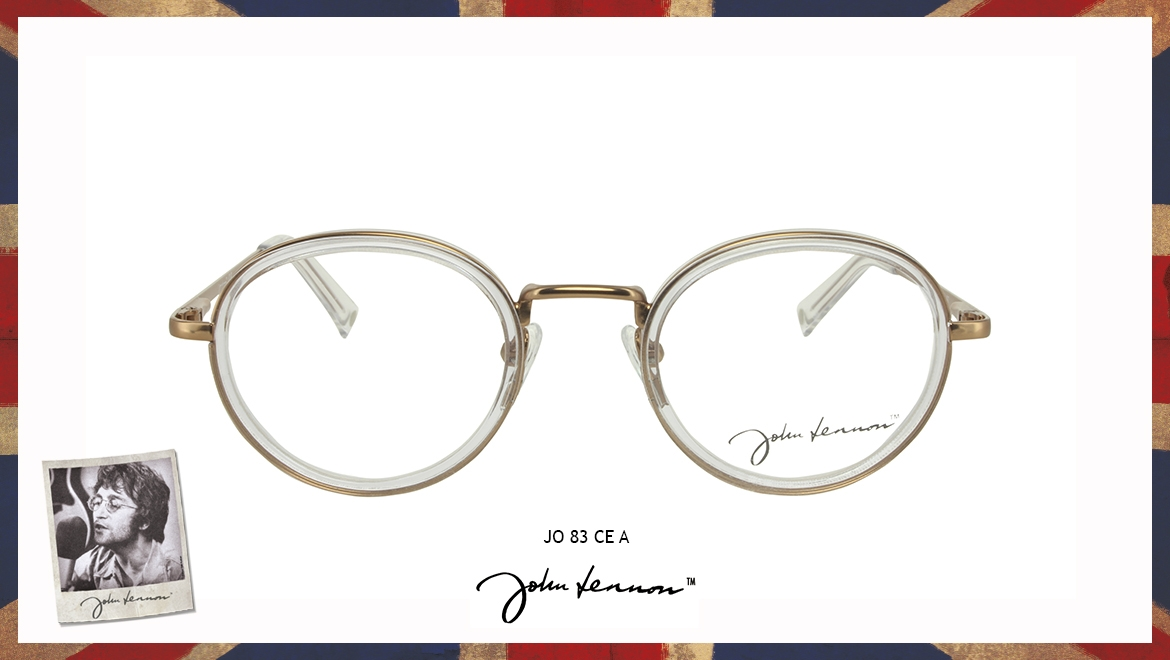 JOHN LENNON OPTICAL 2017